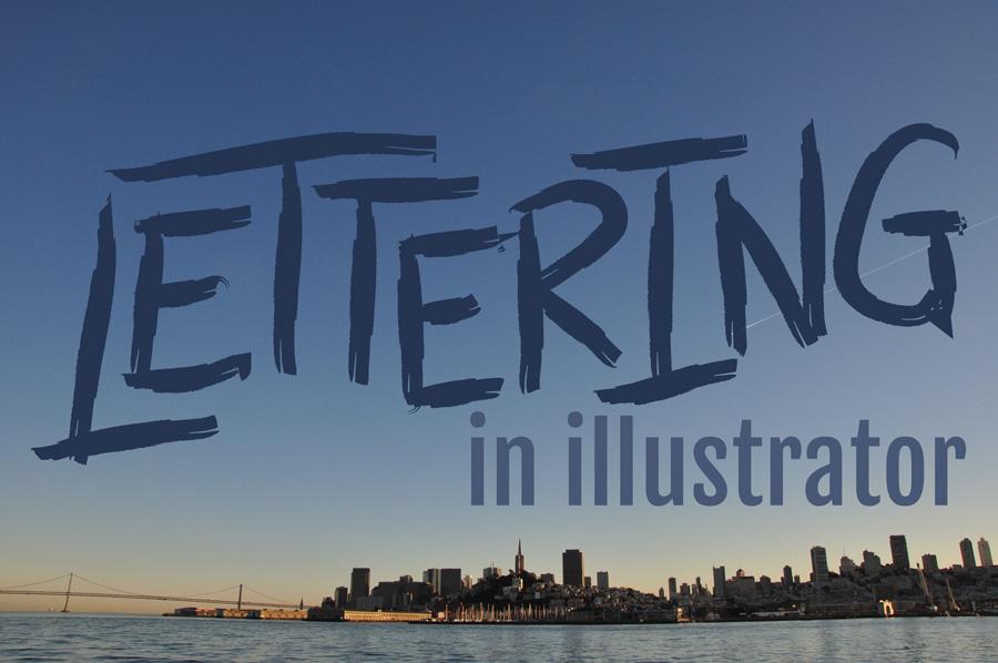 Quick Tip: Instant Digital Hand Lettering in Illustrator