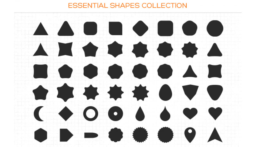 Medialoot Essential Shapes Collection