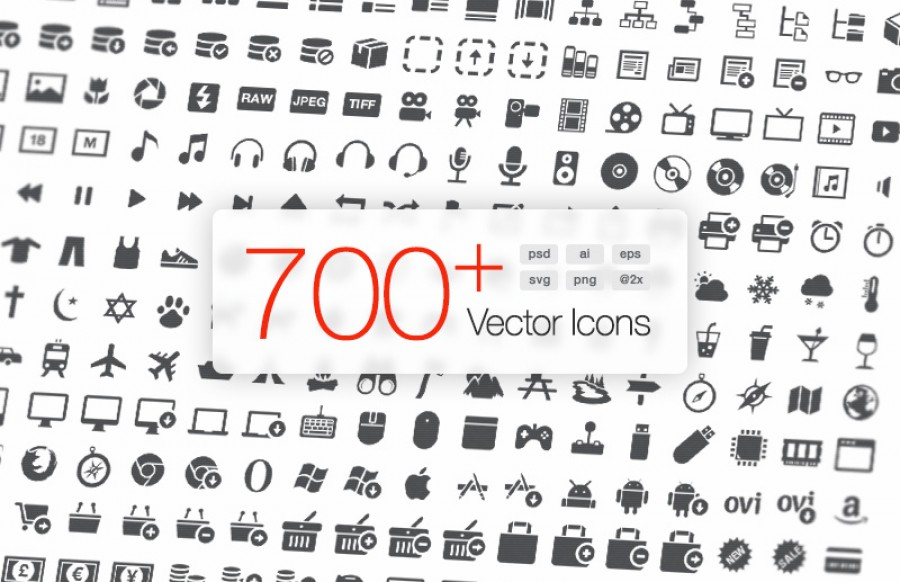 Signia - Vector Icon Pack