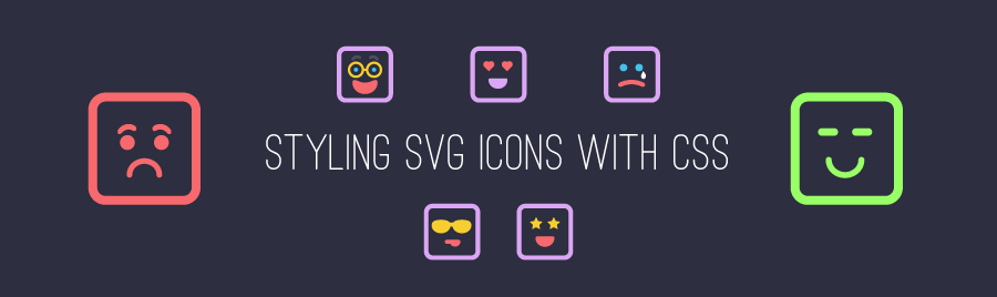 In this tutorial, I will show how to animate a SVG icon using CSS