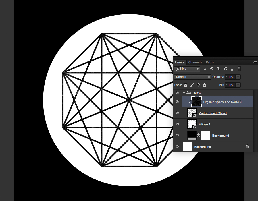 how to create photoshop mask