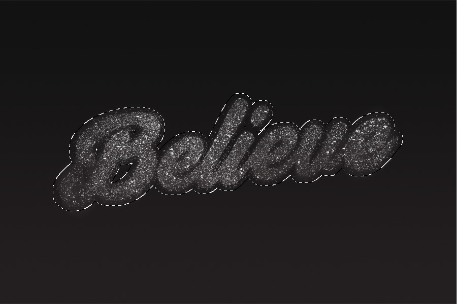 Create Easy Nebula Text Effect