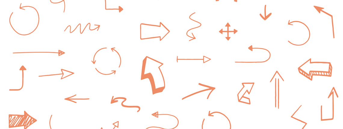 How to Add Hand Drawn Vector Arrows to Your Website