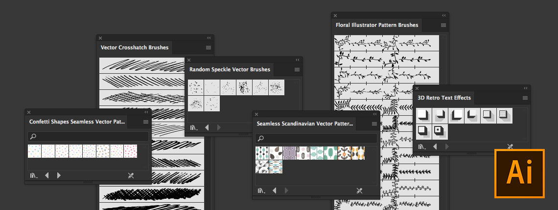 How to Install and Use Custom Illustrator Presets