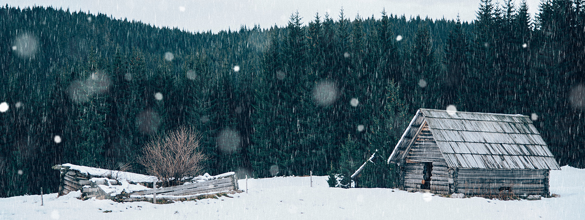 How to Create Realistic Snow Overlays with Photoshop