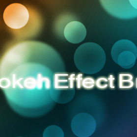Bokeh Effect Brushes