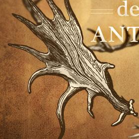 Deer?s antler illustrations