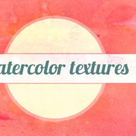 Watercolor Textures Vol. 2