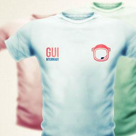 Man t-shirt template vol2