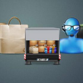 E-commerce icons 128px Vol2