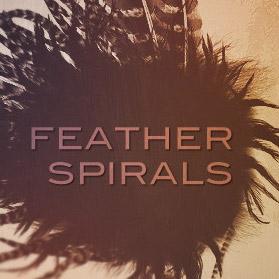 Feather Spirals