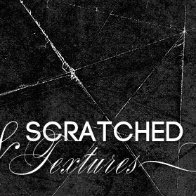 Folded and Scratched Paper Textures Part I