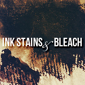 Ink Stains and Bleach