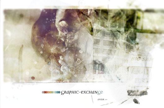 graphic exchange