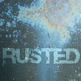 Rusted Steel Texture Pack