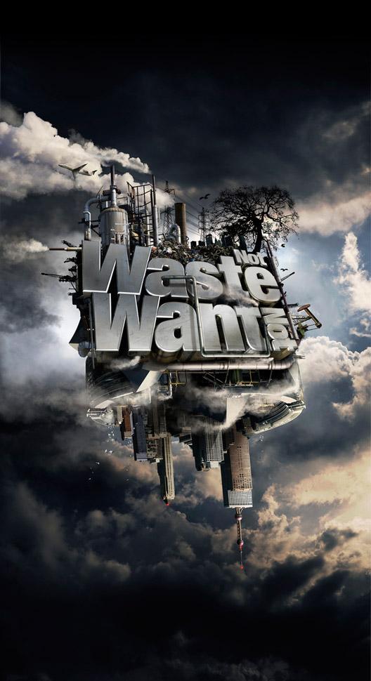 Waste Not Wan Not
