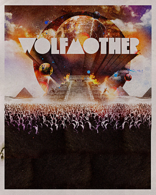 wolfmother poster