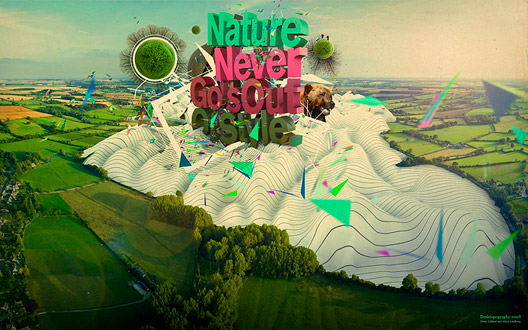nature never goe's out of style
