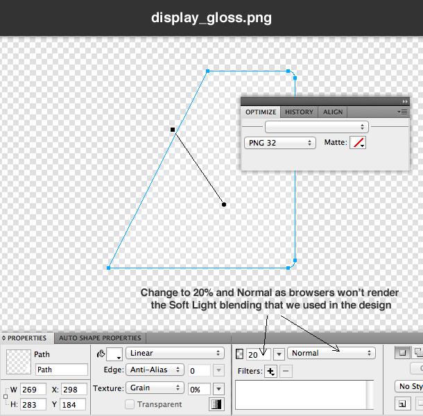 code a web design