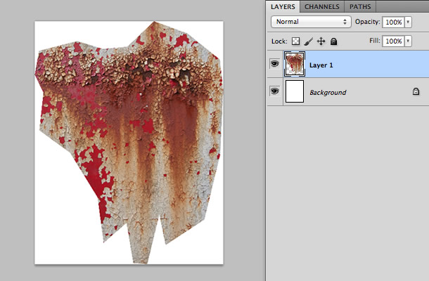 how to make grunge brushes in adobe photoshop
