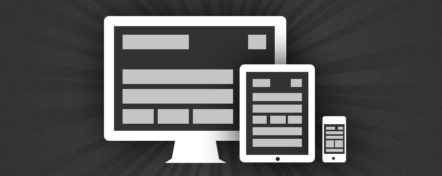 retina web design