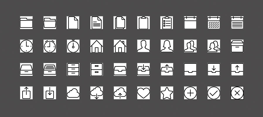how to design svg icons in illustrator