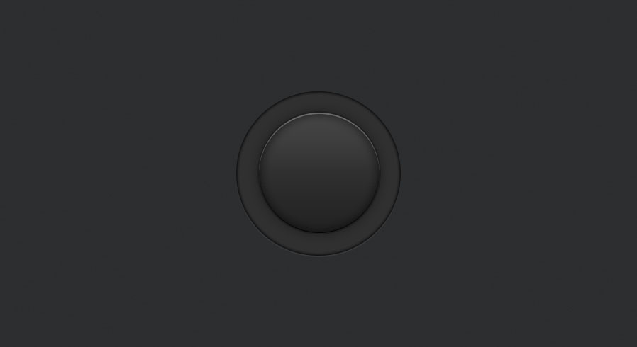 the base layer for the audio knob is complete for the audio knob photoshop tutorial